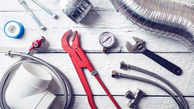 water heater repair tools